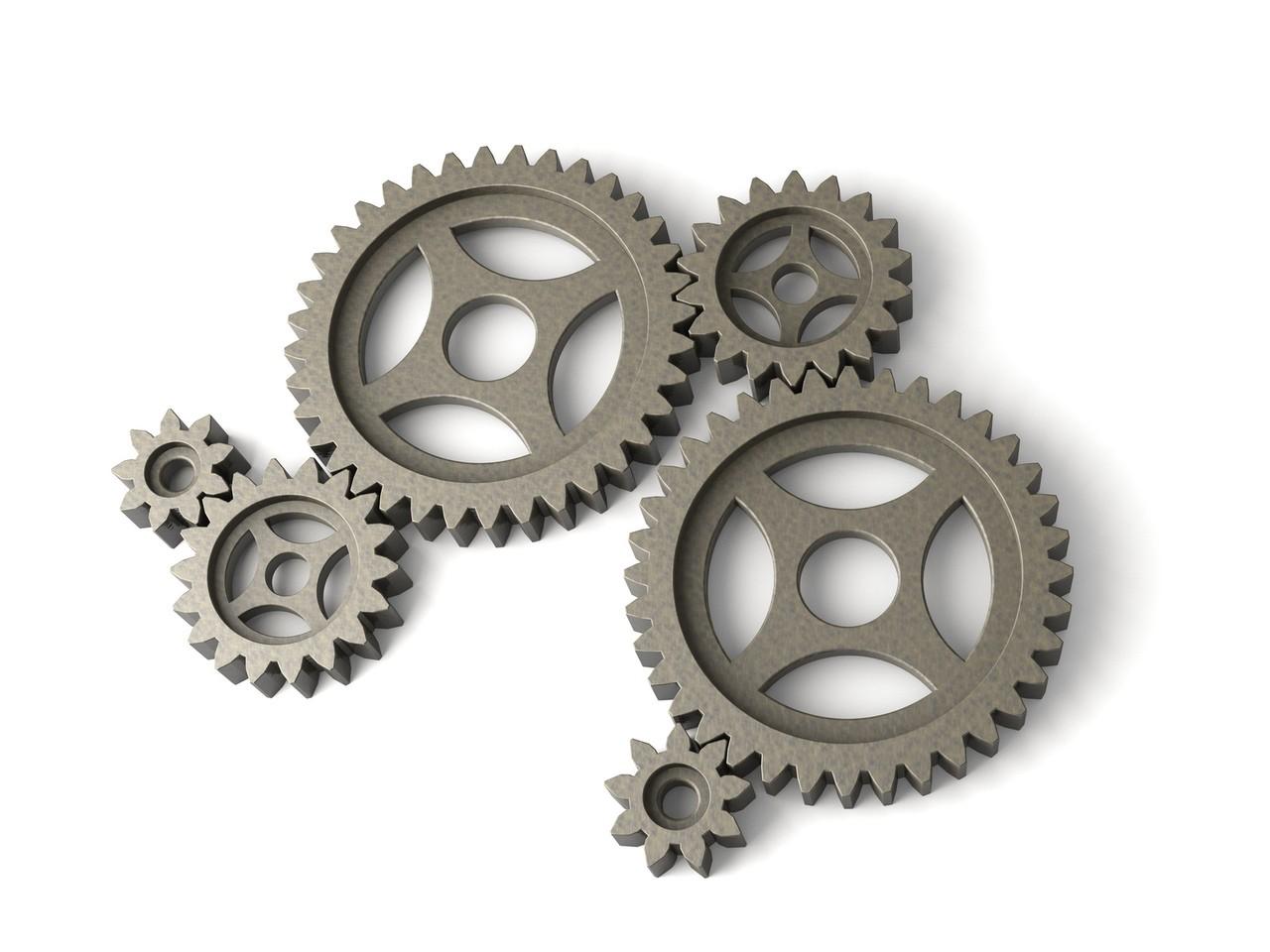 Przymysłowe maszyny CNC