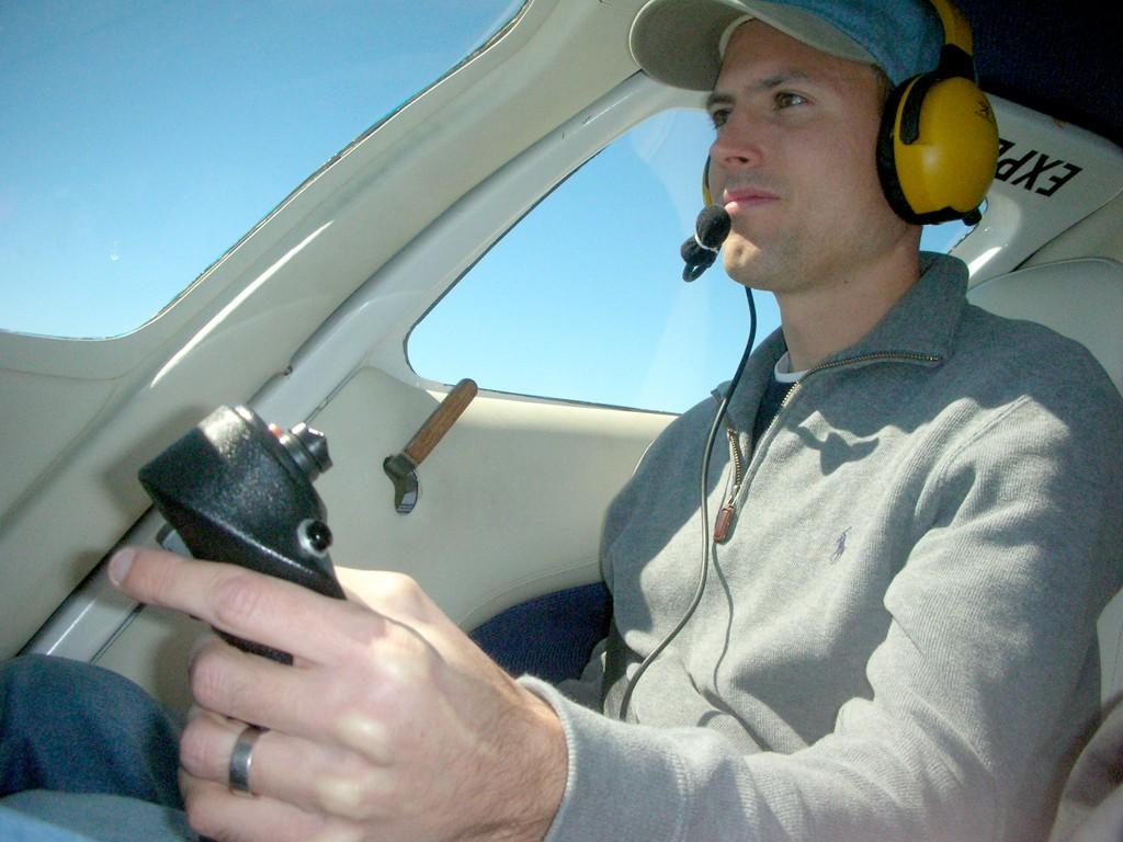 GPS w samolotach